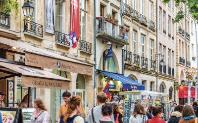 Baisse de dynamisme : les centres-villes français agissent !