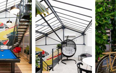 Office branding : les nouveaux bureaux inspirants de Pixelis