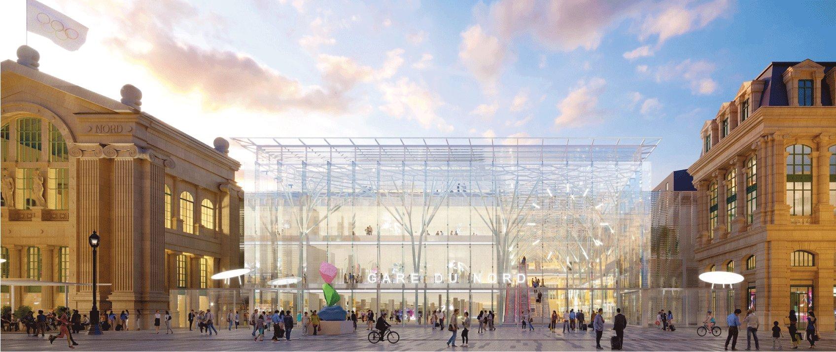 Gare du Nord : quels changements sont attendus d'ici 2024 ?