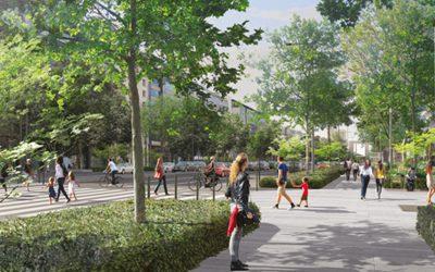 Le renouveau des Allées de Neuilly
