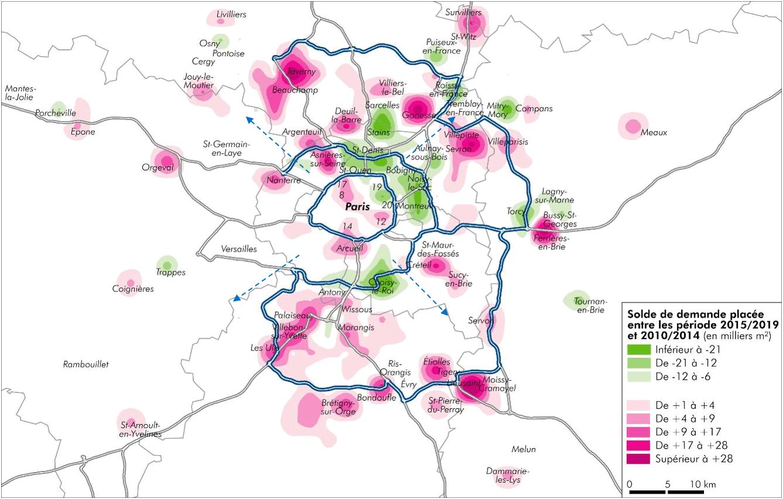Quand les locaux d'activité deviennent logistique urbaine (bilan 2019)