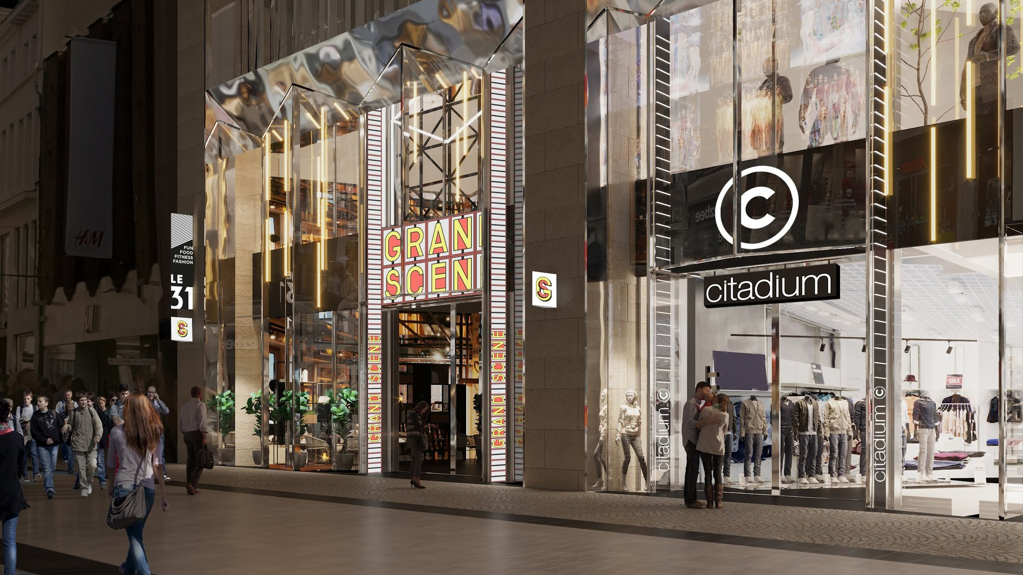 « Le 31 » : une adresse emblématique et un projet innovant à Lille